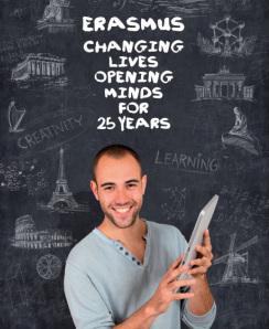 Izkušnja izmenjave v tujini pomembno vpliva na iskanje prve zaposlitve mladih. Vir: garagerasmus.org