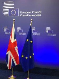 Vir: UK Representation to the EU Twitter (@ukineu)